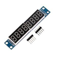 MAX7219 LED Dot Matrix 8-Digit Digital Tube Display Control Module For Arduino