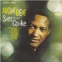 "SAM COOKE ""NIGHT BEAT"" LP VINYL NEU"