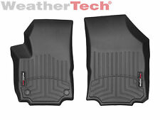 Custom Car Floor Mat FloorLiner for Chevrolet Equinox - 2018 - 1st Row - Black