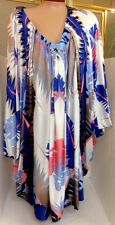 Gucci Dress Multi Print Drapes NWT SIZE 44