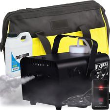 FXLAB 400W High Performance Professional Smoke Fog Machine + FREE BAG B-GRADE