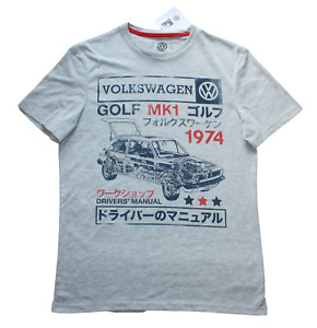 VW Golf MK1 - Drivers Manual 1974 - Men's t shirts