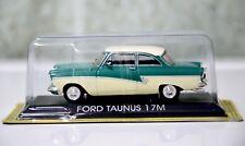 Ford Taunus 17M Masini-de-legenda IXO-IST DeAgostini 1:43