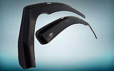 Wind Deflectors for Ford Fiesta MK6 3-Door Hatch Sun Visors 2002-08 2-pc Tinted
