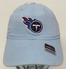 Tennessee Titans Womens Light Blue Slouch Reebok Hat Cap NWT Adjustable Strap Os