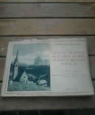 Touring club italiano parte II vol.2 le stazioni alpine1935