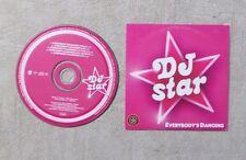 "CD AUDIO MUSIQUE / DJ STAR ""EVERYBODY'S DANCING '"" 5T CD SINGLE 2003 CARDSLEEVE"
