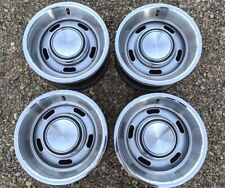 Mustang Torino Cyclone Cougar Rally Wheels 14 x 7 Complete Set of 4 Show Quality