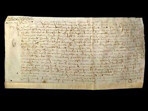 1569 OLD VELLUM