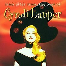 Time After Time: the Best of von Lauper,Cyndi   CD   Zustand sehr gut
