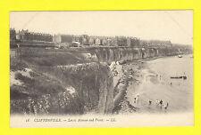 CLIFTONVILLE,  KENT - LOUIS LEVY POSTCARD NO. 18 -  LEWIS  AVENUE  -  C 1905