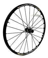 """Mavic Crosstrail 26"""" Rear Wheel 9 10 11 Speed Center Lock Disc, UST Tubeless,QR"""