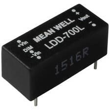 Meanwell LDD LED Treiber Konstantstromquelle 350 / 500 / 700 mA dimmbar PWM