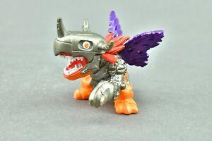 Digimon MetalGreymon Japan Version Mini Figure H-T Bandai
