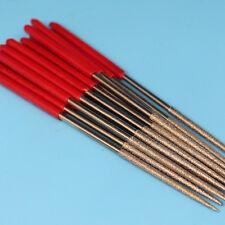 Round 3*14cm Shaped jewelry polishing Coated Needle File Repairing Tool