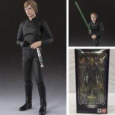 Star Wars Luke Skywalker Episode VI Action Figure S.H.Figuarts SHF NEW AU