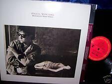 PAUL YOUNG BETWEEN TWO FIRES 1986 VINYL LP N MINT w LYRICS