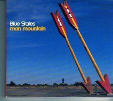 (DM524) Blue States, Man Mountain - 2002 CD