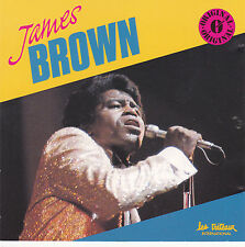 RARE CD 17T JAMES BROWN BEST OF MADE IN FRANCE LES TRETEAUX INTERNATIONAL