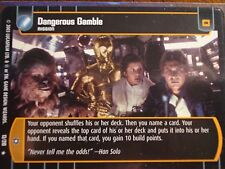Star Wars TCG ESB Dangerous Gamble