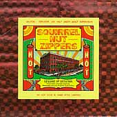 Hot by Squirrel Nut Zippers (CD, Jun-1996, Mammoth)