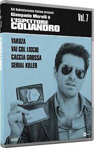 Dvd L'Ispettore Coliandro - Stagione 7 (4 Dvd)  ....NUOVO