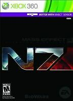 Mass Effect 3 -- N7 Collector's Edition (Microsoft Xbox 360, 2012)