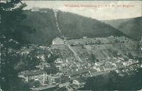 Ansichtskarte Wildbad Sommerberg mit Bergbahn 1911  (Nr.9009)