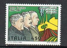 ITALY MNH 1984 SG1839 40TH ANV OF ROME PACT