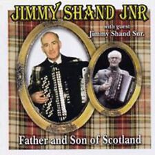 Jimmy Shand Jr. with Guest Jimmy Shand Snr.-Father and Son of Scotland CD