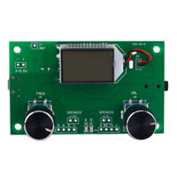 DSP&PLL LCD Stereo FM Radio Receiver Module 87-108MHz w/ Serial Control