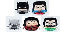 Kawaii Cubes: Batman v Superman Small Plush Figure Set 5-Pack
