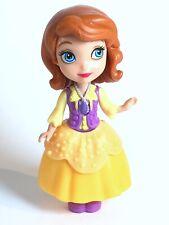 "Disney Princess Sofia Sophia The First Figurine Figure Doll 3"" Cake Topper"