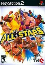 BRAND NEW Sealed WWE All Stars (Sony PlayStation 2, 2011)