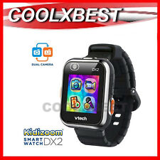 VTech Kidizoom Dx2 Kid's Smart Watch / Camera Touch Screen Black