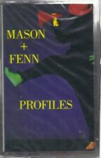 "Nick Mason Of Pink Floyd & Rick Fenn ""Profiles"" Cassette New & Sealed"