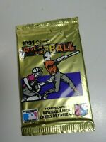 1991 OPC O-Pee-Chee Premier Baseball Trading Card Pack of 7