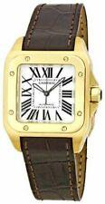 Relojes de pulsera Cartier Cartier Santos 100