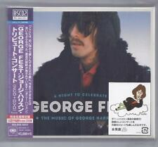 GEORGE HARRISON George Fest JAPAN BSCD2 Blu-spec 2 CD + dvd digipak set  NEW
