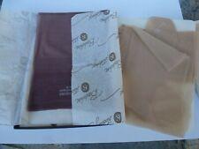 2 Pair Berkshire Stockings Seamless NOS Two Colors 10 1/2 Medium