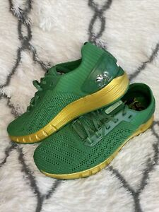 Under Armour Mens Hovr Sonic 2 Running Shoes Green 3022644-300 Lace Up 10.5M New