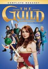 The Guild: Complete Megaset DVD DVD, Wil Wheaton, Vincent Caso, Jeff Lewis, Amy