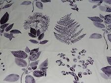 "DESIGNERS GUILD ""JINDAI"" 3.2 metres (320cm) curtain fabric HEATHER"