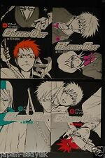 Japan Bleach Anthology: Black Out 1~4 Complete Set manga