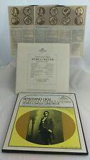 Giordano: Andrea Chenier LP Box Set with Libretto - IB-6019