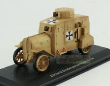 1/43 Atlas Deutsch Ehrhardt Strassenpanzerwagen E-V/4 Druckguss Model