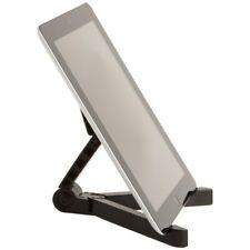 Black Tablet Stand Desktop Folding Travel Portable Holder for Tablets