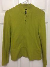 Eileen Fisher Zip Cardigan Jacket Size Small