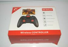 GEN GAME Wireless Controller S6 Deluxe