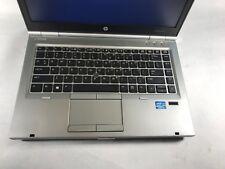 HP EliteBook 8460p Laptop / i7 2.7GHZ /  4GB DDR3  Windows 10 / Battery